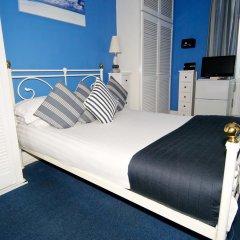 Kipps Brighton Hostel Стандартный номер с различными типами кроватей фото 13