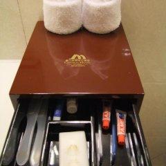 Central Hotel Jingmin 5* Улучшенный номер с различными типами кроватей фото 4