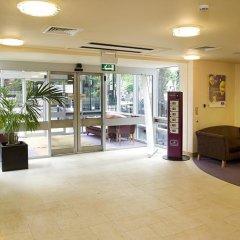Отель Premier Inn London Euston фитнесс-зал