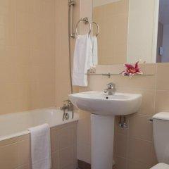 Отель Aparthotel Adagio access Paris Philippe Auguste 3* Студия с различными типами кроватей фото 4
