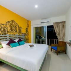 Отель The Pho Thong Phuket комната для гостей фото 3