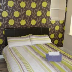 The Dublin Central Hostel комната для гостей фото 4