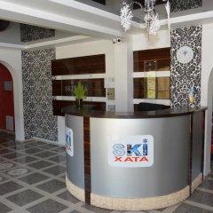 Гостиница SKI Xata интерьер отеля
