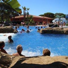 Отель Camping Bella Terra Испания, Бланес - отзывы, цены и фото номеров - забронировать отель Camping Bella Terra онлайн бассейн