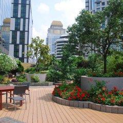 Отель Sofitel Shanghai Hyland Китай, Шанхай - отзывы, цены и фото номеров - забронировать отель Sofitel Shanghai Hyland онлайн фото 2