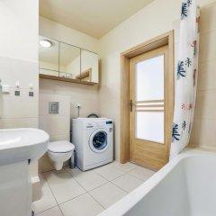 Отель Apartamenty Sun&Snow Parkur Польша, Сопот - отзывы, цены и фото номеров - забронировать отель Apartamenty Sun&Snow Parkur онлайн ванная фото 2