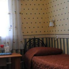 Гостиница Ассоль Номер Эконом разные типы кроватей фото 2