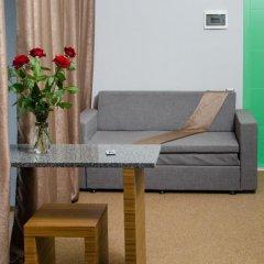 Апартаменты Pushkinskaya Apartments Стандартный номер фото 18