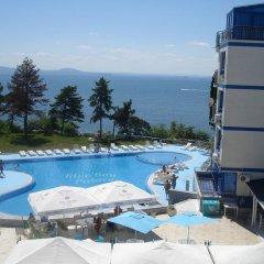 Отель Blue Bay Palace Apart Complex Болгария, Поморие - отзывы, цены и фото номеров - забронировать отель Blue Bay Palace Apart Complex онлайн бассейн
