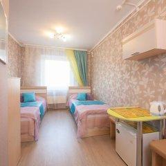 Мини-Отель КвартировЪ-Взлетка Стандартный номер с 2 отдельными кроватями фото 11