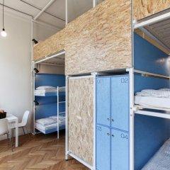 Avenue Hostel Кровать в общем номере с двухъярусной кроватью фото 2