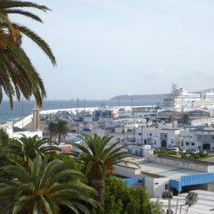Отель Continental Марокко, Танжер - отзывы, цены и фото номеров - забронировать отель Continental онлайн пляж фото 2