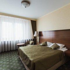 Президент-Отель 4* Стандартный номер с двуспальной кроватью фото 4