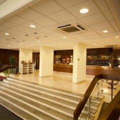 Hotel Krystal фитнесс-зал