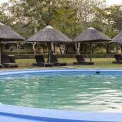 Отель Montebelo Gorongosa Lodge & Safari бассейн фото 3