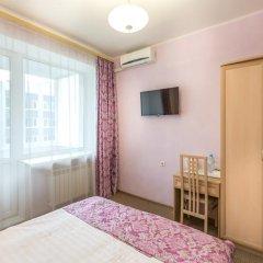 Мини-Отель Апельсин на Комсомольской 2* Улучшенный номер с двуспальной кроватью фото 2