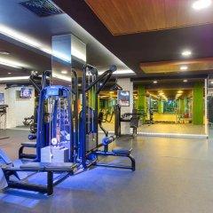 Отель Sea Wind Apartcomplex фитнесс-зал фото 3