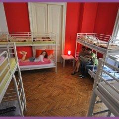 Fifth Hostel Кровать в общем номере с двухъярусной кроватью фото 4