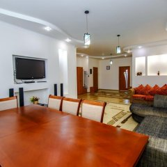 Гостиница kvartira v Nursae Казахстан, Нур-Султан - отзывы, цены и фото номеров - забронировать гостиницу kvartira v Nursae онлайн комната для гостей фото 3