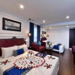 Nova Hotel 3* Номер категории Премиум с различными типами кроватей фото 6