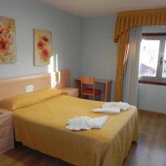 Hotel Restaurante Pizzeria ABC Стандартный номер с различными типами кроватей фото 2