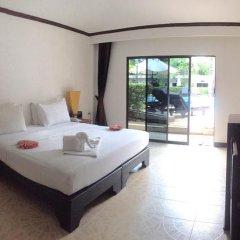 Bamboo Beach Hotel & Spa 3* Улучшенный номер с двуспальной кроватью фото 11