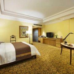 The Fullerton Hotel Singapore 5* Номер Делюкс с различными типами кроватей фото 4