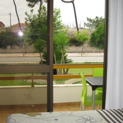 Hotel Ouro Verde балкон