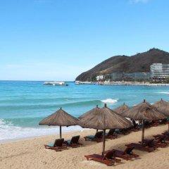 Отель Sunshine Resort Intime Sanya пляж фото 2