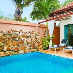 Отель Magic Villa Pattaya 4* Вилла Делюкс с различными типами кроватей фото 24