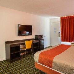 Отель Motel 6 Vicksburg, MS 2* Стандартный номер с различными типами кроватей фото 9