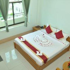 Golden-Kinnara-Hotel 3* Номер Делюкс с различными типами кроватей фото 3