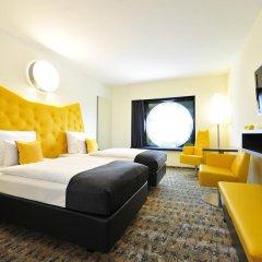 Отель ARCOTEL Onyx Hamburg 4* Номер Комфорт с различными типами кроватей фото 5