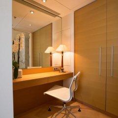 Отель Hilton Athens 5* Представительский люкс разные типы кроватей фото 7