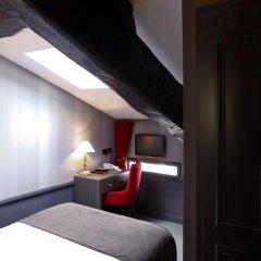Отель Hôtel Alexandra 4* Стандартный номер с различными типами кроватей фото 4