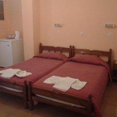 Отель Christina Pension Греция, Остров Санторини - отзывы, цены и фото номеров - забронировать отель Christina Pension онлайн комната для гостей фото 5
