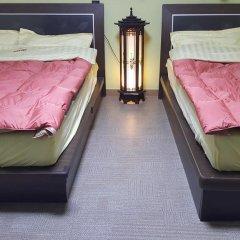Kimchee Downtown Guesthouse - Hostel Стандартный номер с различными типами кроватей фото 7