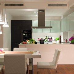 Отель Dubrovnik Luxury Residence-L`Orangerie 4* Улучшенные апартаменты с различными типами кроватей фото 13