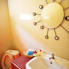 Отель Saphli Villa Beach Resort 2* Бунгало с различными типами кроватей фото 15