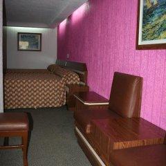 Hotel Bonampak 3* Стандартный номер с двуспальной кроватью фото 10