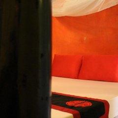 Отель Under the coconut tree Стандартный номер с различными типами кроватей