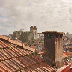 Отель YOURS GuestHouse Porto 4* Стандартный номер с двуспальной кроватью (общая ванная комната) фото 3