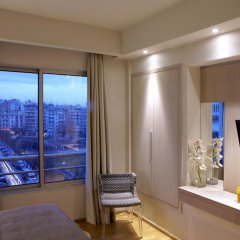 Hotel Olympia Thessaloniki 3* Стандартный номер с двуспальной кроватью фото 6