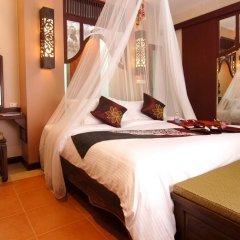 Отель Suuko Wellness & Spa Resort 4* Вилла разные типы кроватей фото 2