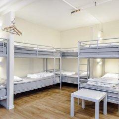 City Hostel Кровать в общем номере фото 21