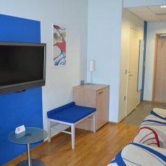 Отель Scandic Joensuu 4* Стандартный номер фото 4