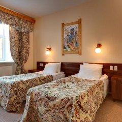Гостиница Алеша Попович Двор 3* Стандартный номер с двуспальной кроватью