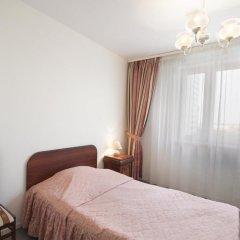 Гостиница Царицыно Улучшенный номер разные типы кроватей