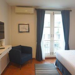 Отель Ratchadamnoen Residence 3* Стандартный номер с двуспальной кроватью фото 22
