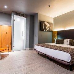 Отель Petit Palace Alcalá 4* Стандартный номер с различными типами кроватей фото 4